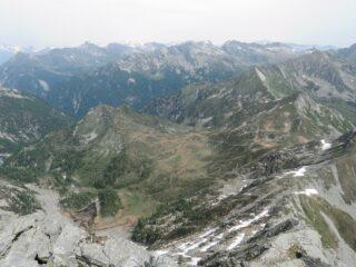 Vista sulla Valle Isorno