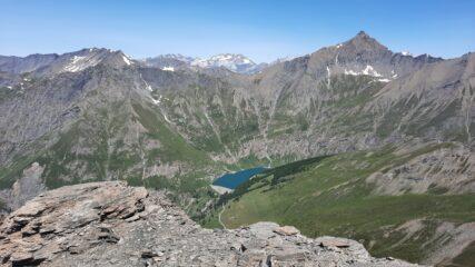 lago di Rochemolles e Pierre Menue