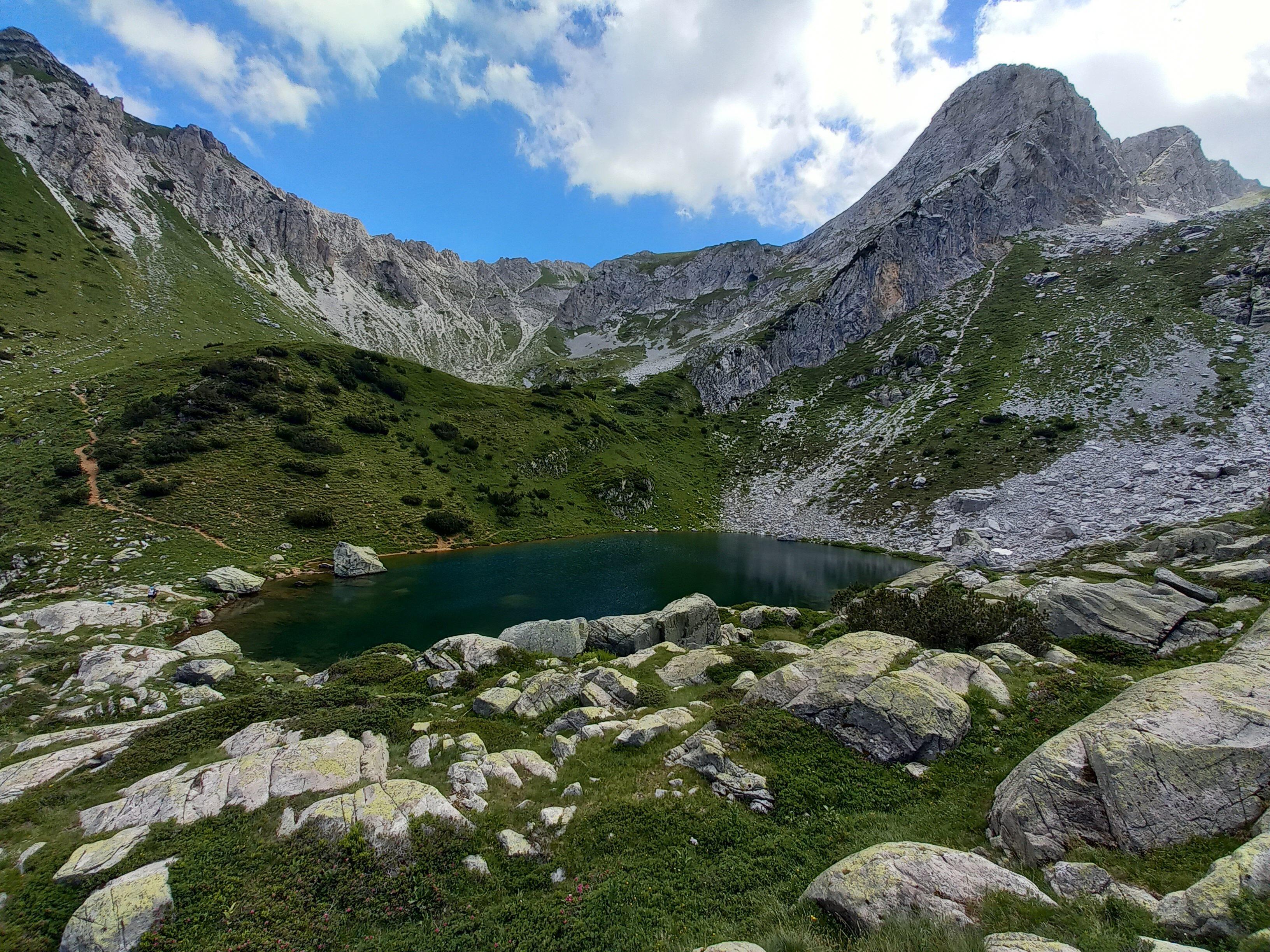 Lago degli Alberghi e Ciamussè