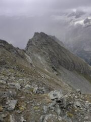 La lunga cresta des Meyes