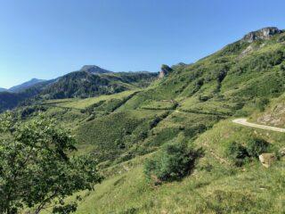 la Lunga strada dal Colle della Balma