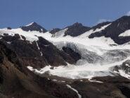la seraccata del ghiacciaio Dosegù