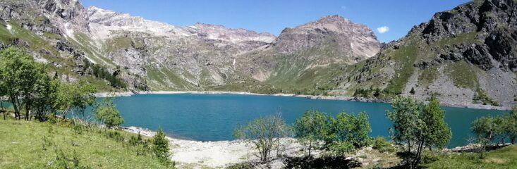 Lago di Cignana