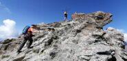 in cima alla Becca d'Aran