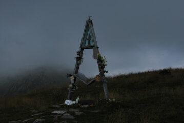 L'altarino sul Monte Cucco