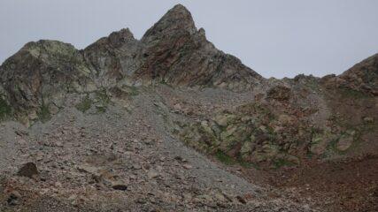 Rocca la Paur dalla Valrossa