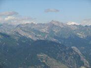 Panorama verso la Rocca dell' Abisso