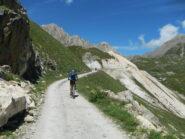 poco oltre il Colle Cologna 2394 m.