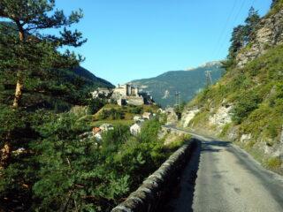Chayeau-Queyras alle spalle