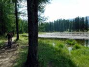 costeggiando il lac de Roue