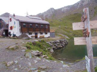 Rifugio Lago Verde