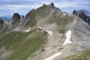 Il monte Freide dalla q.2912