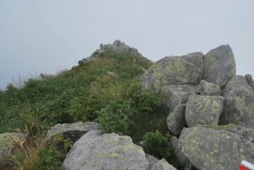 Forse la vetta del Monte Cimone