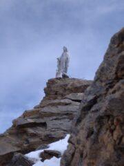 Dallo sguardo attento della Madonna
