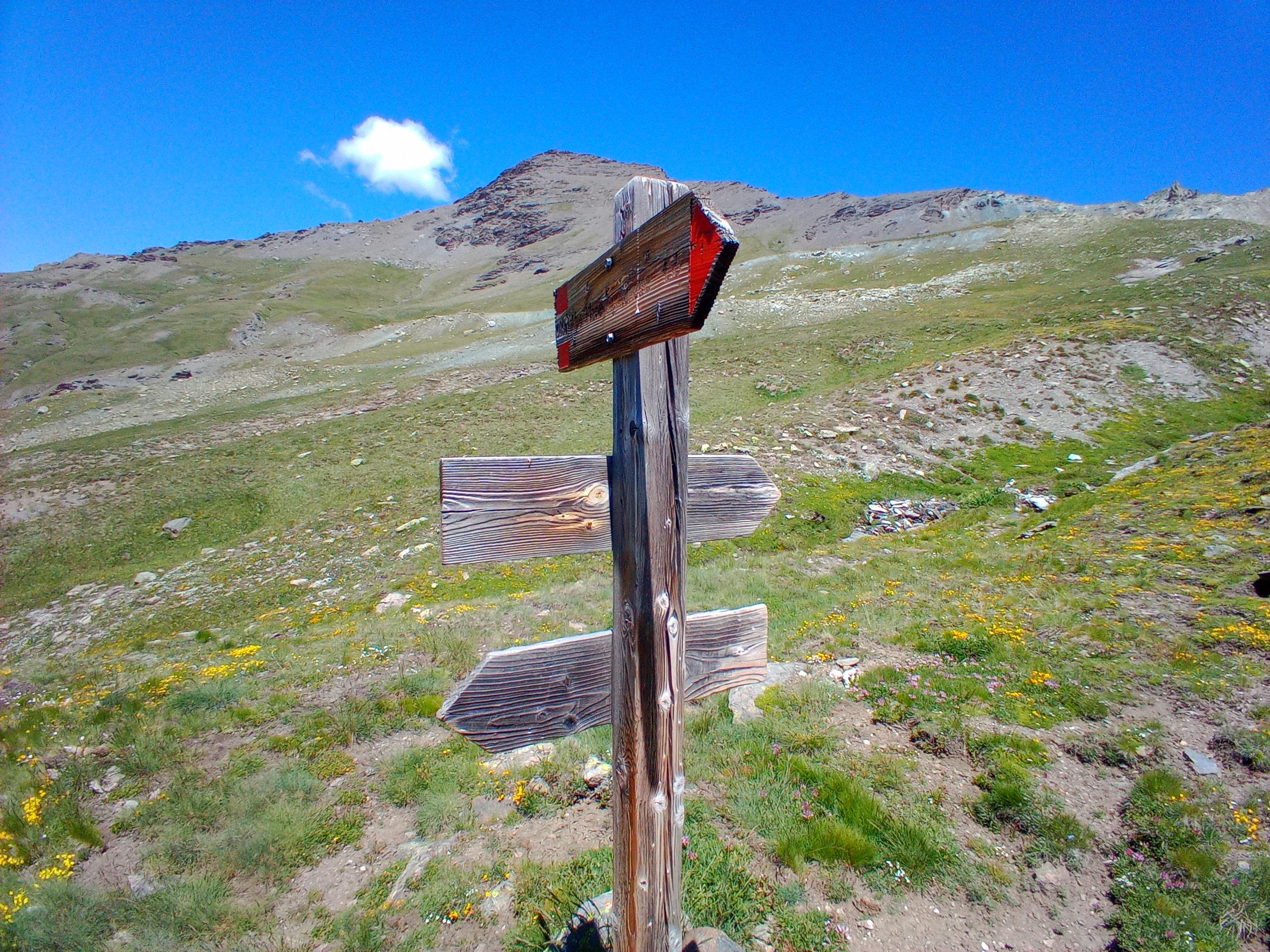 Bivio per Alpe Plane