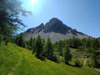 Punta dal Col des Acles