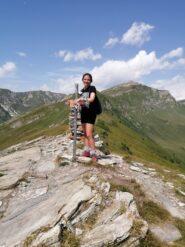 Monte Crosetta e Tibert sullo sfondo