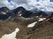 La salita al Col d'Arbolle