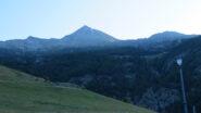 Blavy, le cime sono lassù, 1400m più in alto