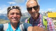 E dietro la Valpelline, con la Svizzera