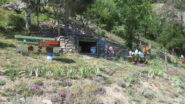 Blavy, lo splendido giardino di Remo
