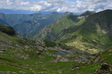 Lago del Marmo, Scaredi e Cortenuovo
