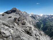 Cristallo e Val Zebrù