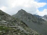Le Rocce Fourion (m.3153) dal Passo Seillerino