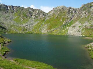 Il Lago Blu.