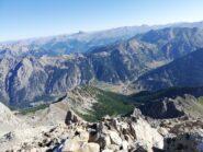 Dalla cima verso Ceillac