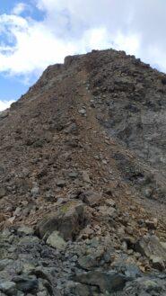 La dorsale della Cristalliera dal Colle Superiore di Malanotte