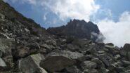 La Rocca Jarea dal Vallone delle Giargiatte