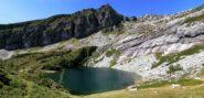 Lago inferiore di Paione