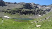 Lac Faravel (2386m)
