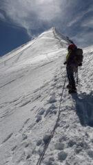 neve e vento due seri ostacoli al procedere..