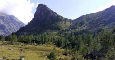 Pian Saulera e Rocca Tovo