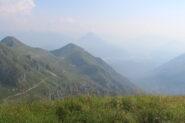 vista dal Monte Verzegnis