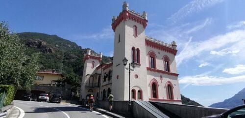 Pont Saint Martin castello Bareing