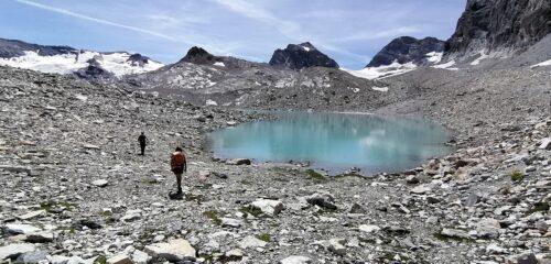 Lago Tsantelenia