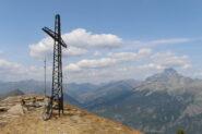 Monte Nebin 2.514 m.