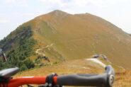 da Cugna di Goria vista su Monte Nebin