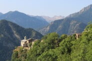 San Martino di Stroppo da SP 335