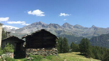 quasi arrivati a Valtournenche