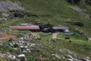 In discesa all'Alpe Valchourda