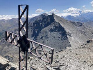 Verso la Serpentiera dalla cima