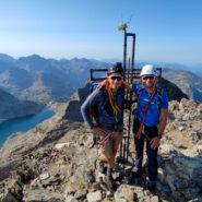 Croce di vetta monte Gelàs