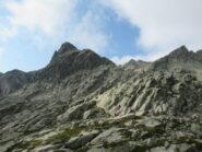 Rocca della Bastera e Cima Lago dell'Oro