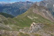 La cresta del Colle e Punta de La Liere