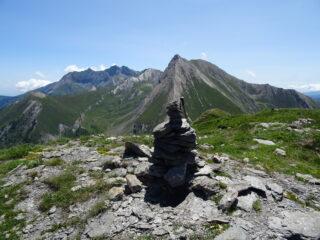 il Pelvo di Fenestrelle dal monte Pintas