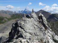 la cima del monte Freide